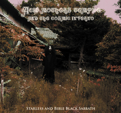Album cover for Starless and the Bible Black Sabbath by Acid Mothers Temple