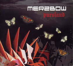 Album cover for Puroland by Merzbow