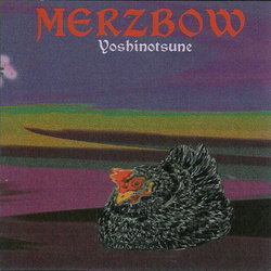 Album cover for Yoshinotsune by Merzbow