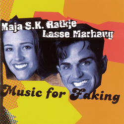 Album cover for Music for Faking by Maja S.K. Ratkje / Lasse Marhaug