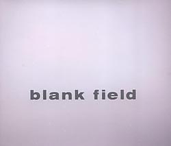 Album cover for Blankfield by Various