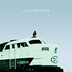 Album cover for Locomotive by Vromb