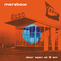 Album cover for Door Open at 8am by Merzbow