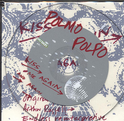 Album cover for Kiss Me Again and Again by Polmo Polpo