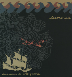 Album cover for Dead Letters to Lost Friends by Désormais