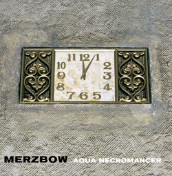 Album cover for Aqua Necromancer by Merzbow