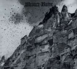 Album cover for Cult of Ruins by Menace Ruine
