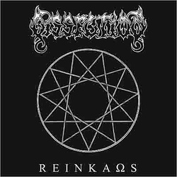 Album cover for Reinkaos by Dissection