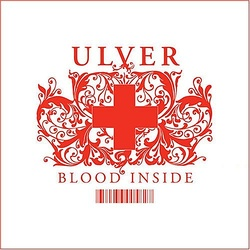 Album cover for Blood Inside by Ulver