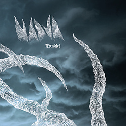 Album cover for Trembled by Nadja