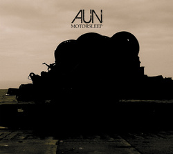 Album cover for Motorsleep by AUN