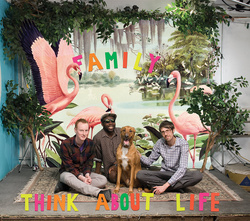 Album cover for Family by Think About Life