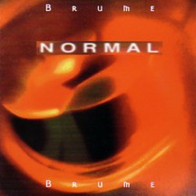 Album cover for Normal by Brume