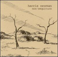 Album cover for Non-Sequiturs by Harris Newman