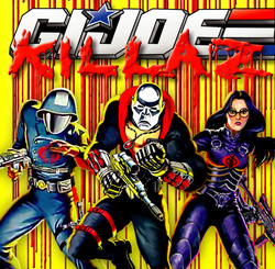 Album cover for GI Joe Killaz by GI Joe Killaz